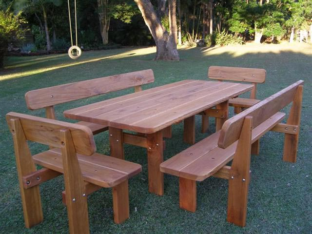 Swagman five piece picnic setting
