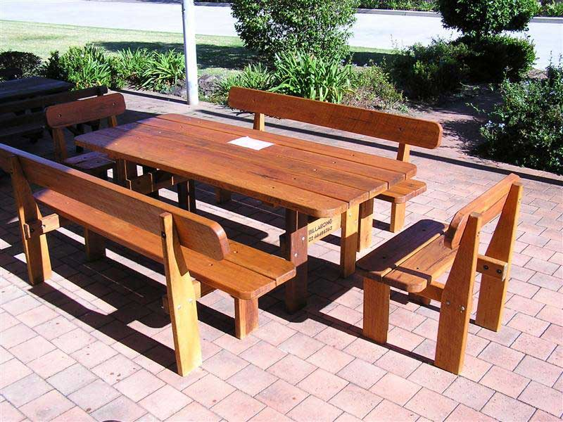 Swagman five piece outdoor setting
